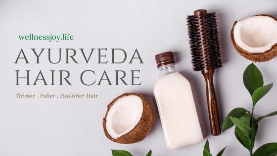 Ayurvedic Hair Rejuventaion