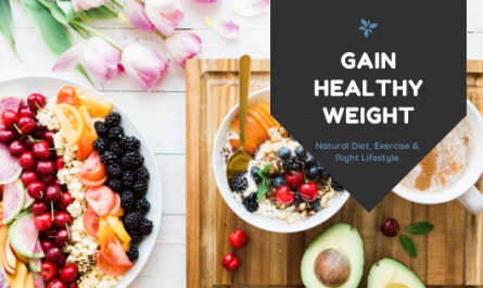 Gain Healthy Weight Naturally with Simple Ayurveda Lifestyle