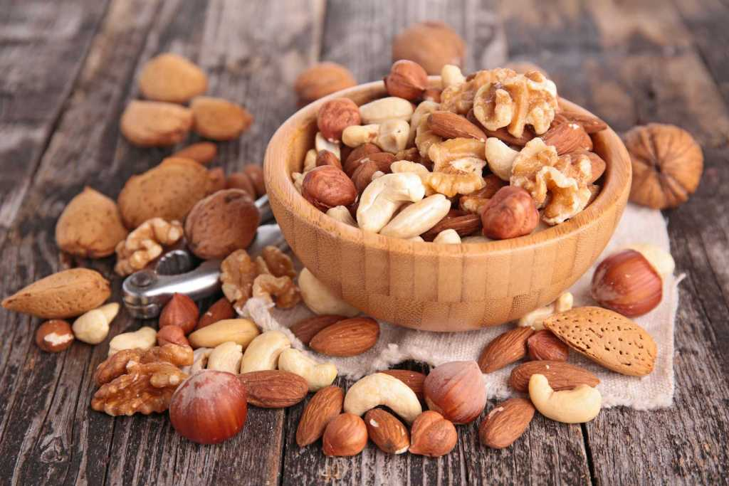 Raw Nuts are Super Healthy