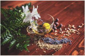 Herbs to Lose Belly Fat