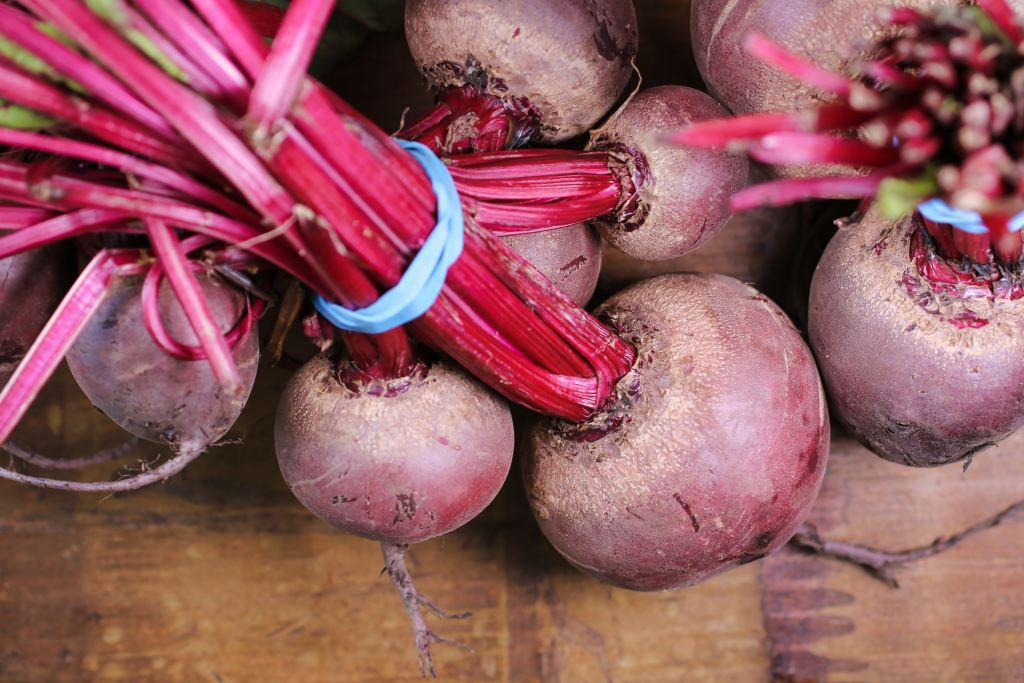 Energy with Beetroot
