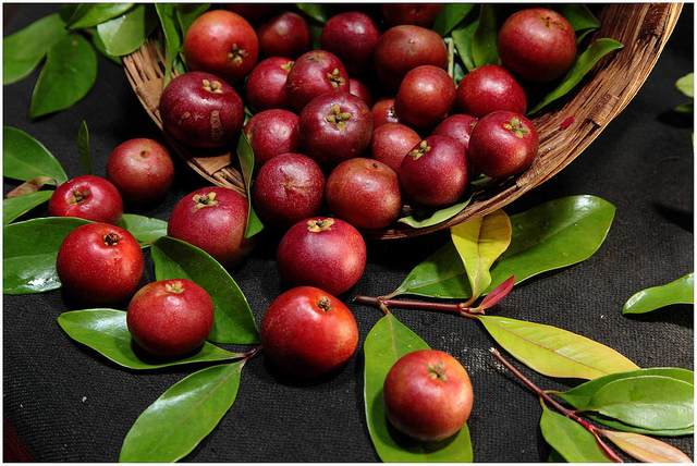 Kokum just knocks you out with its tangy, zesty taste.