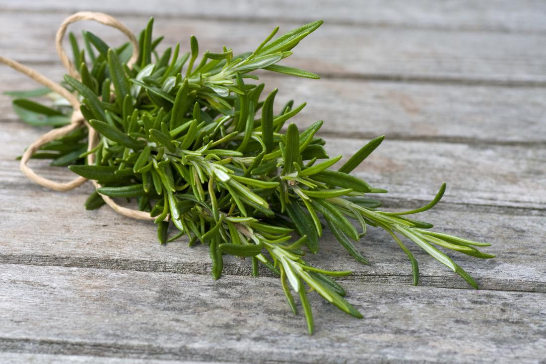 The Herb Rosemary Benefits
