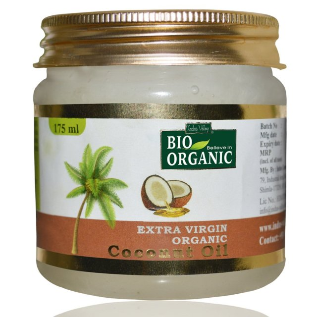 Extra Virgin Coconut Oil for skin and hair