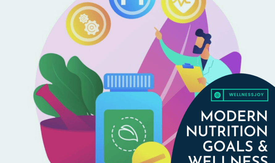 Modern Nutrition Goals and Wellness with Ancient Wisdom