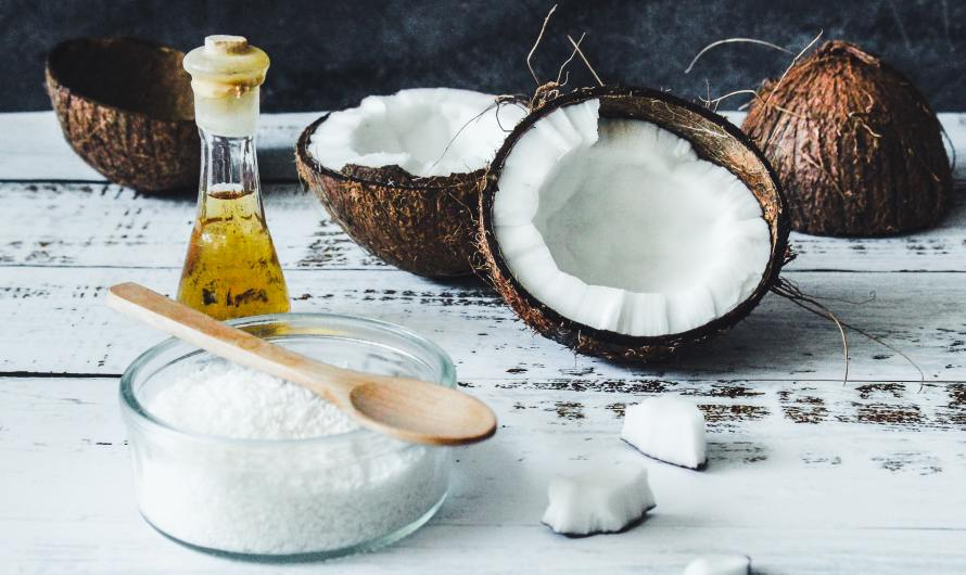 Coconut Oil Perfect Skin and Hair Therapy