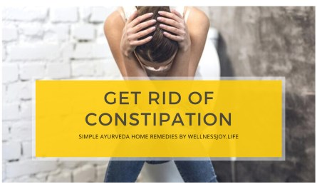 Ayurveda Remedies For Constipation