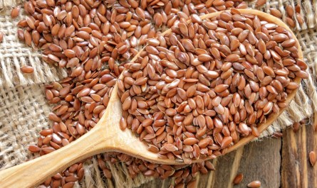 Flaxseed and Phytoestrogens, Breast Cancer, and Menopausal Symptoms