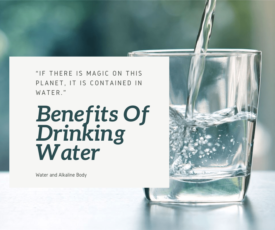 Benefits Of Drinking Water On An Empty Stomach