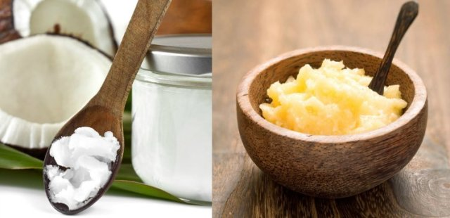 Top 5 Ways to Burn Fat > Both Coconut Oil and Desi Ghee are excellent choices for weight loss.