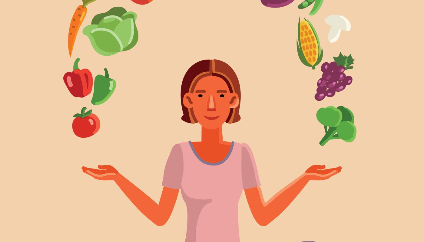 Eat Well and with Mindfulness