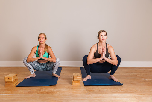 malasana yoga pose benefits