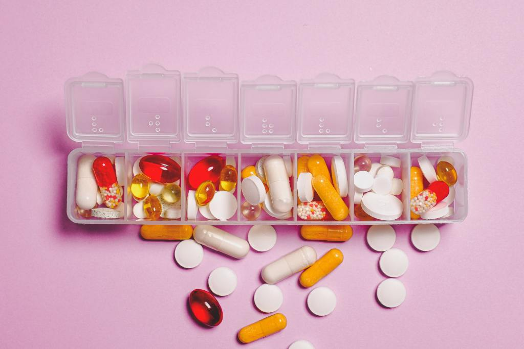 Daily Supplement Routine: Organize Your Vitamins and Minerals