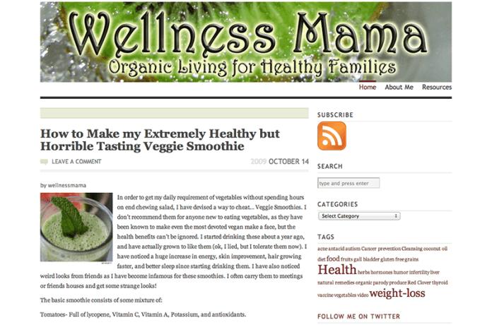2 Wellness Mama wp.com Vigilance