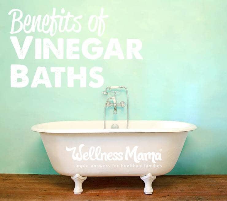 Benefits of Vinegar Baths