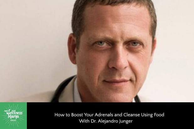How to Boost Your Adrenals and Cleanse Using Food With Dr. Alejandro Junger