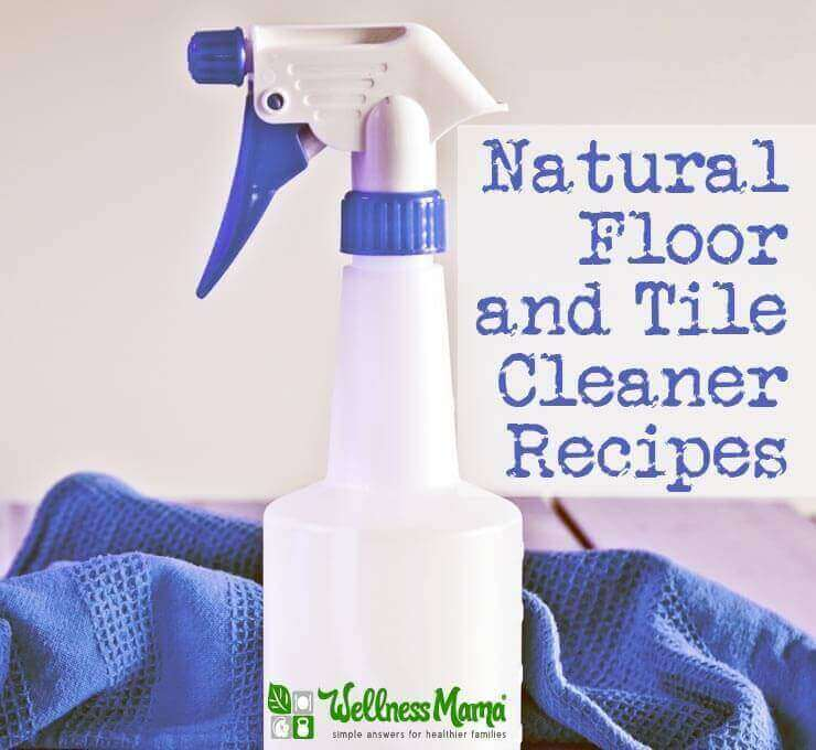 homemade floor cleaner recipe