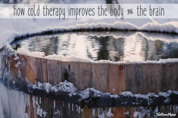 how to use cold therapy at home