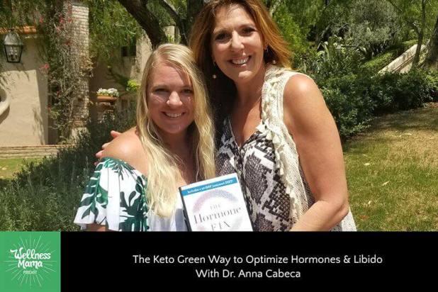 The Keto Green Way to Optimize Hormones & Libido With Dr. Anna Cabeca