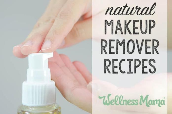 7 Natural Diy Makeup Remover Recipes For Healthy Skin Wellness Mama