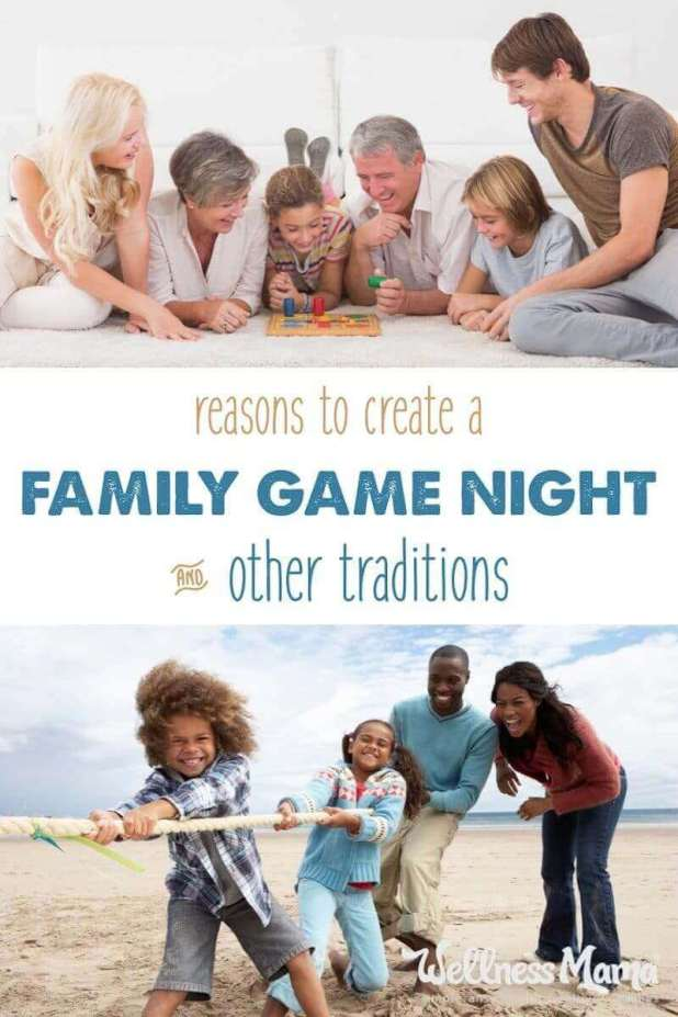 Research supports the benefit of family time, but it is often hard to make the time. Use these simple and fun ideas to create your own family traditions.