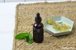 Homemade sleep tincture recipe for kids and adults