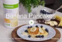 Палачинки со банана banana pancakes