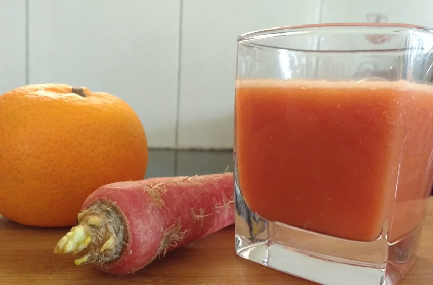 Carrot Orange Juice: Recipe and benefits