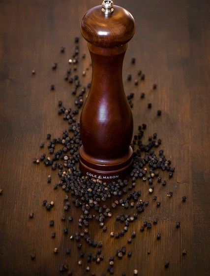 Hot is healthy – 12 health benefits of black pepper