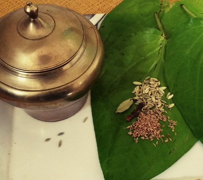 Why should you chew paan or betel leaf