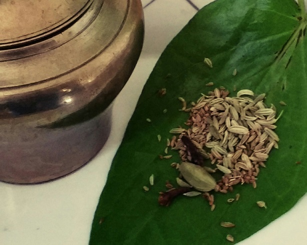Why should you chew paan or betel leaf 4