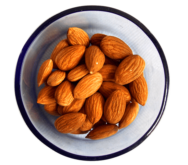 Peanut vs almond - almond has gained it's popularity for last few years