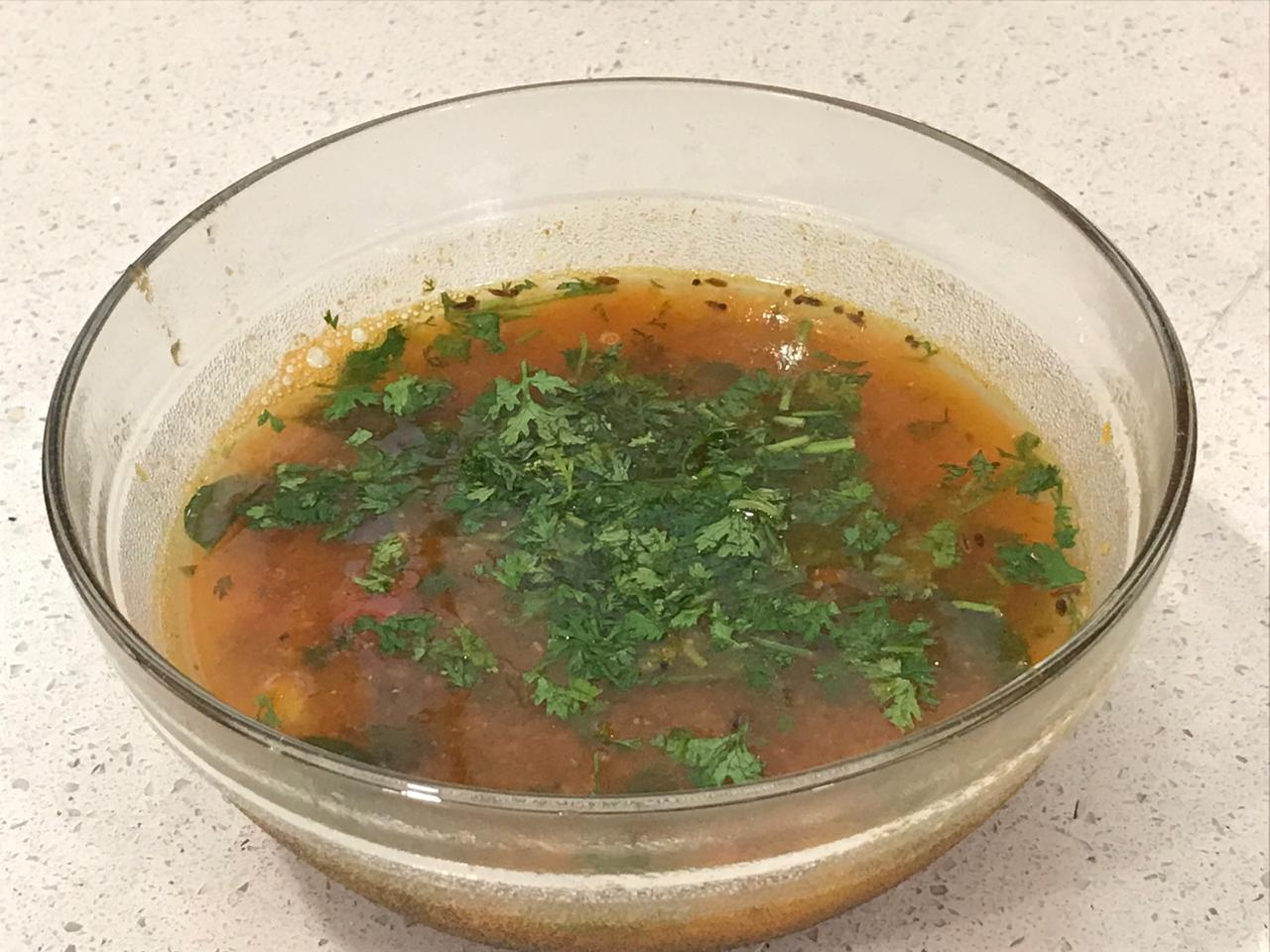How to make Immunity Enhancing Rasam