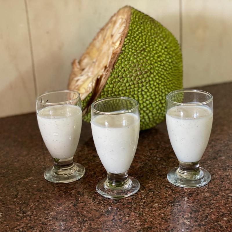 How to preserve jackfruit seeds? Jackfruit seed health drink