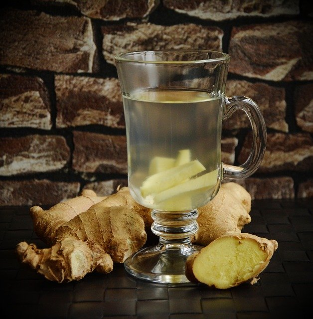 How to take Indian foods to relieve constipation? Ginger tea