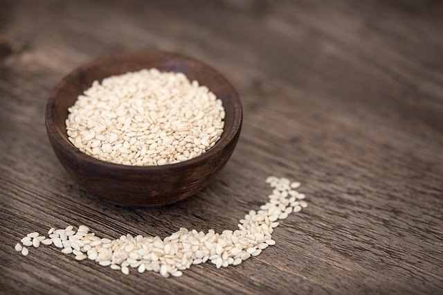 Indian diet for dialysis patients -try sesame seeds