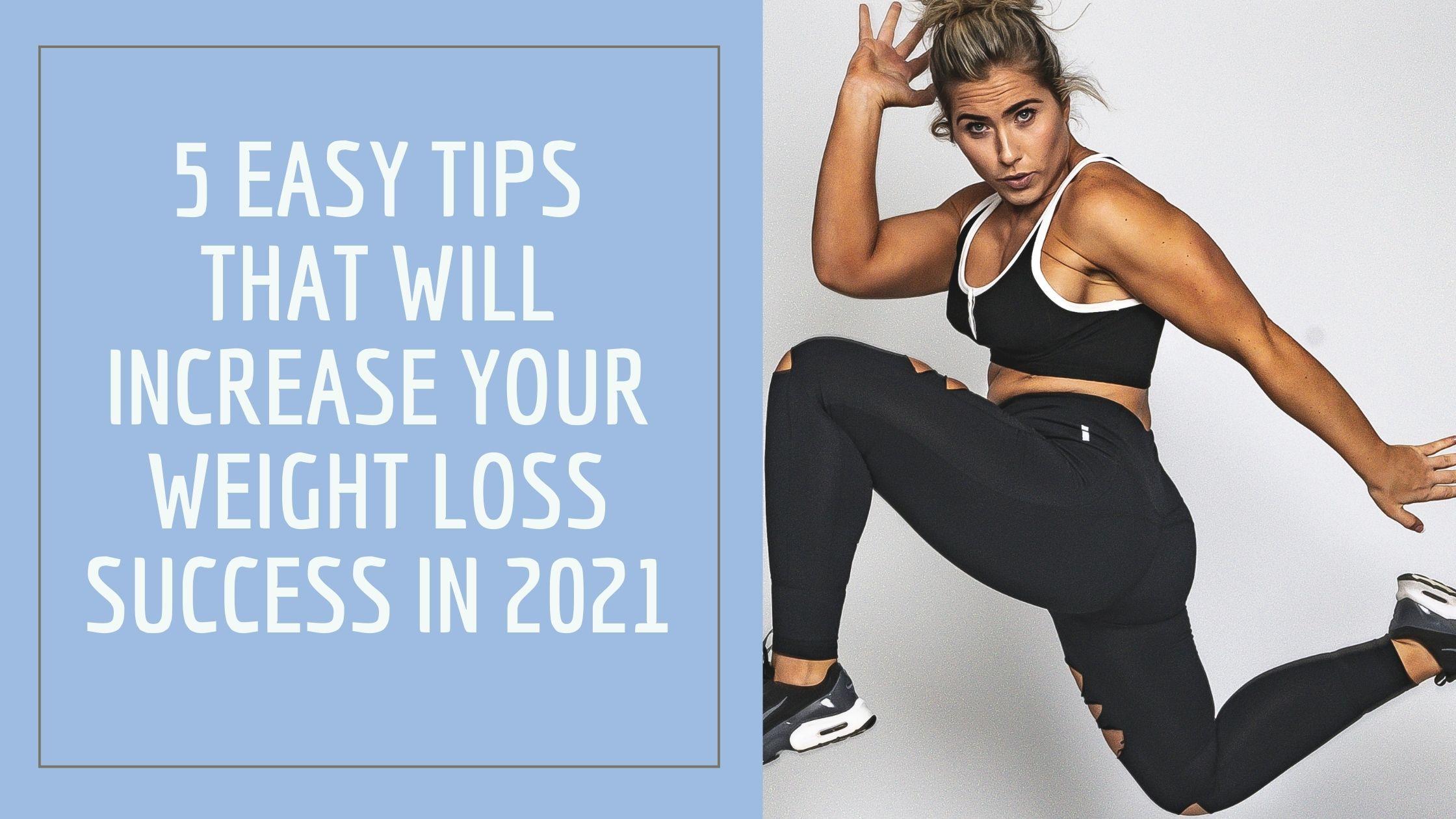 Weight loss goals 2021