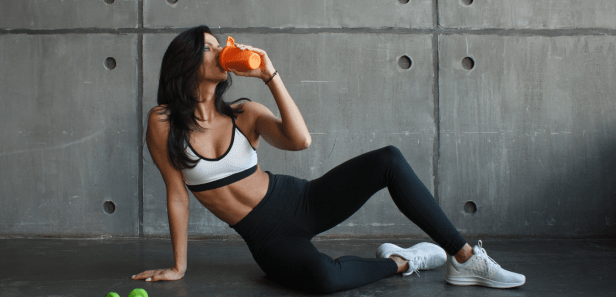 Women who are active like athletes
