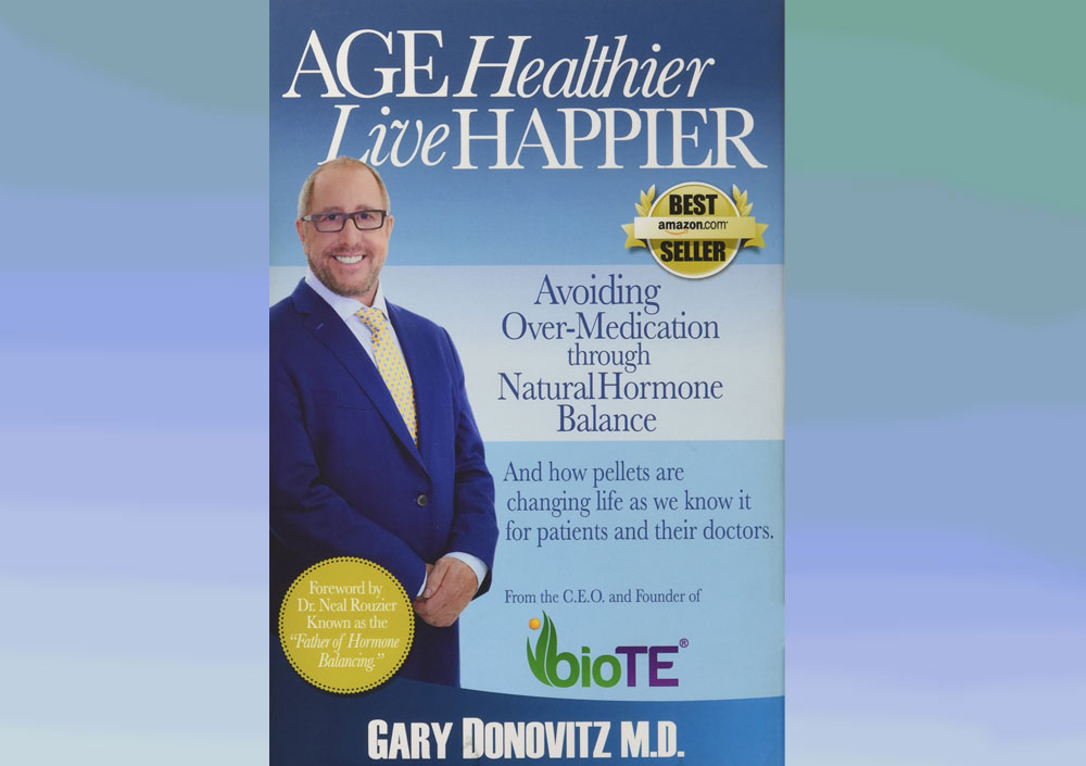 Free Book - Age Healthier, Like Happier - WELLNESS OF CENTRAL FLORIDA - Bioidentical Hormone Replacement Therapy & Weight-loss