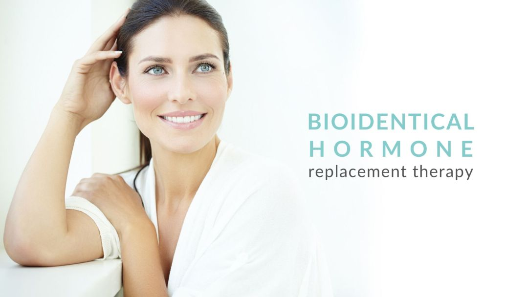 BIOIDENTICAL HORMONE REPLACEMENT THERAPY (BHRT) FOR WOMEN