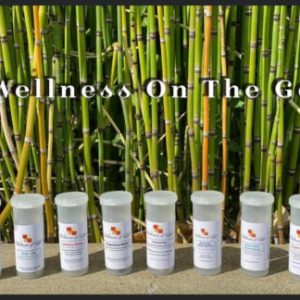 Mini Containers – Wellness On the Go!