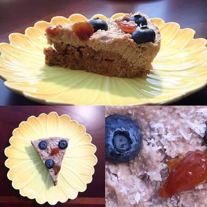 Wellness Origin Organic Health Food Store Market Fruit Pie