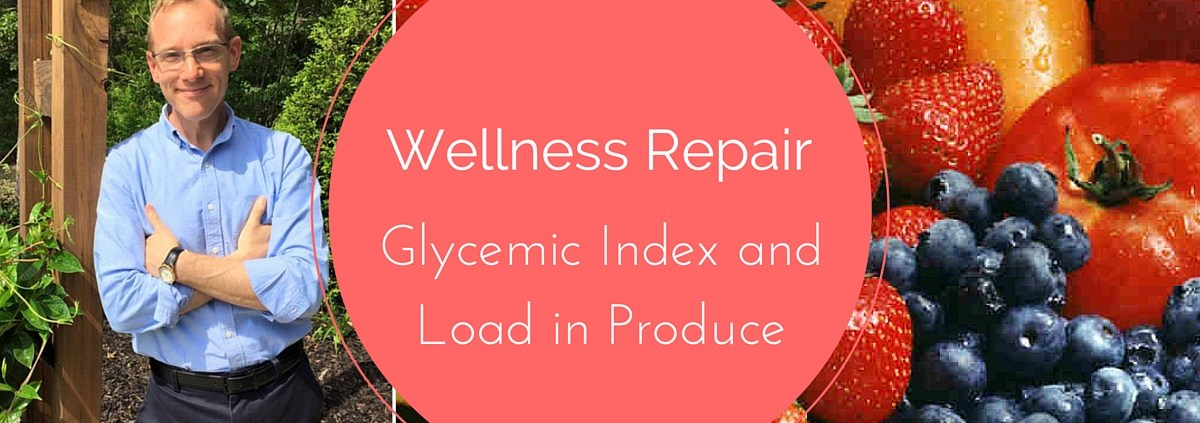 Glycemic Index and Load in Produce