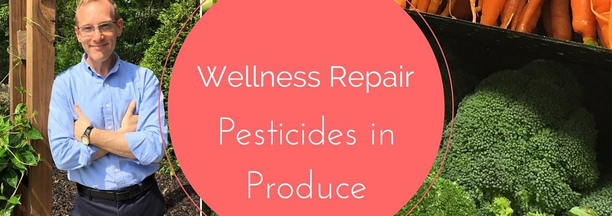 Pesticides in Produce