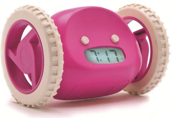 gift rolling alarm clock_