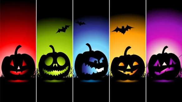 happy-halloween-2014-colorful-pumpkins-facebook-timeline-cover-picture