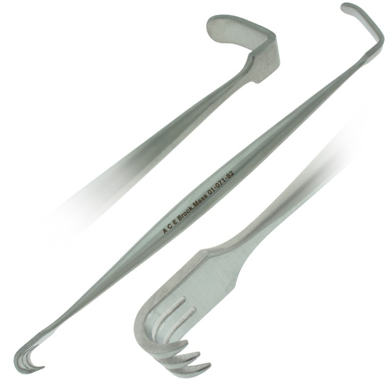 The Tools We Hold: The Senn Retractor