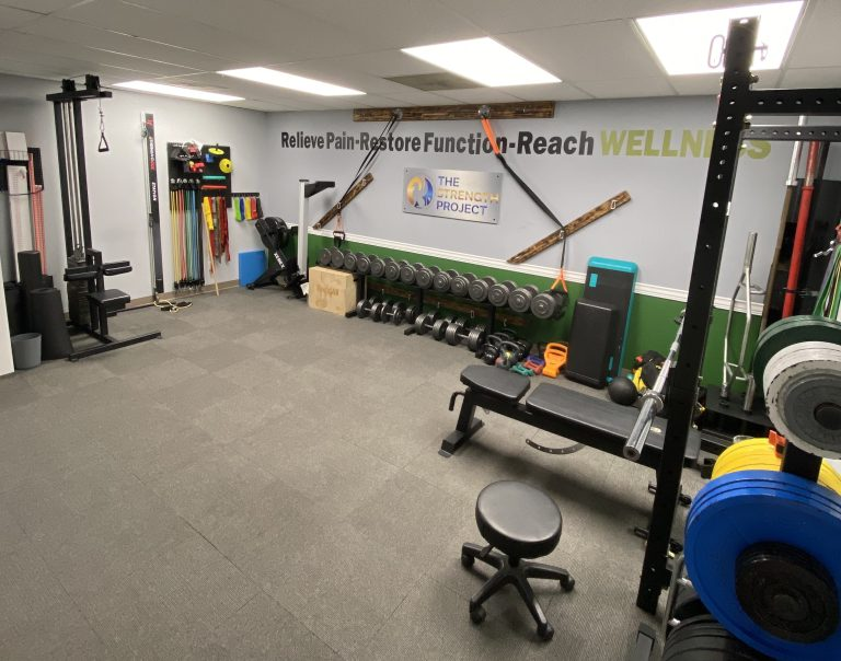 The Strength Project: Clinic Gym
