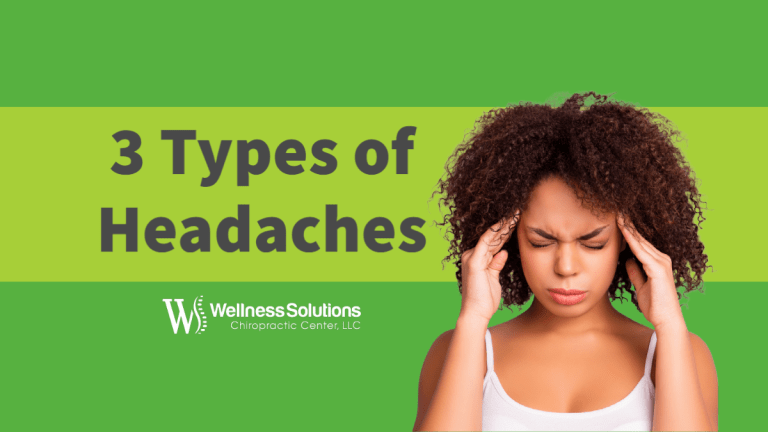3 Types of Headaches