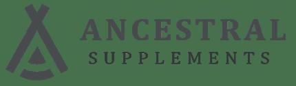 Ancestral Supplements Logo Horizontal